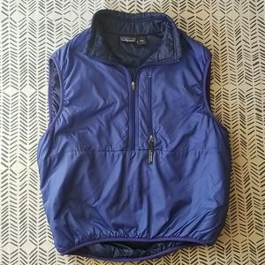 Patagonia Vintage Puffball Insulated Vest Size M